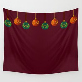 Christmas - The Best Time Of The Year Wall Tapestry