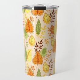 Fall together Travel Mug