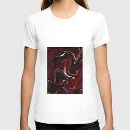 ABSTRACT LIQUIDS X T-shirt