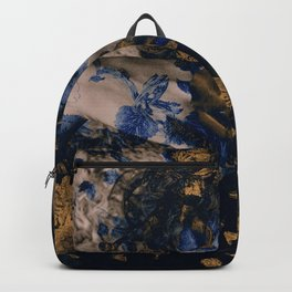 Golden Raven | Baekhyun Backpack