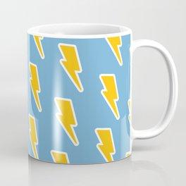 Lightning Pattern Coffee Mug