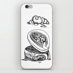 A different kind of jewellery box iPhone & iPod Skin