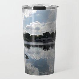 Silvered Reflections Travel Mug