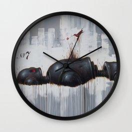 Robot No7 Wall Clock