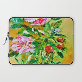wild roses bouquet Laptop Sleeve