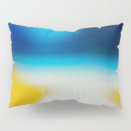 BLUR / nightlife Pillow Sham