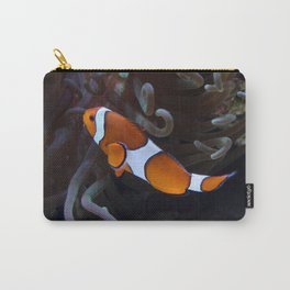 Sea Word Clowfish Carry-All Pouch