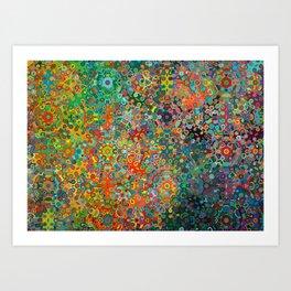 Mindflow Art Print