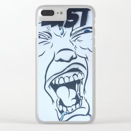 No Control A Series in Lust Clear iPhone Case