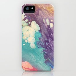 Color, Color Everywhere  iPhone Case