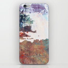 Derelict. iPhone Skin
