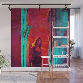 Colorblind Doorways Wall Mural