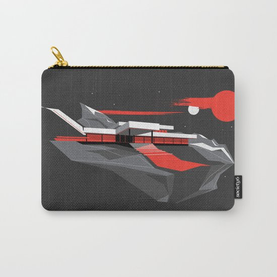 Red House Carry-All Pouch