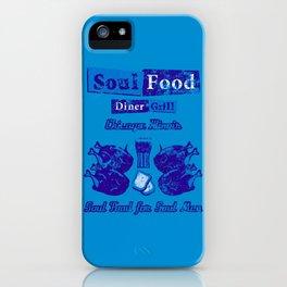 Soul Food for Soul Men iPhone Case