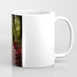 Tree roots, Autumn Leaves Coffee Mug