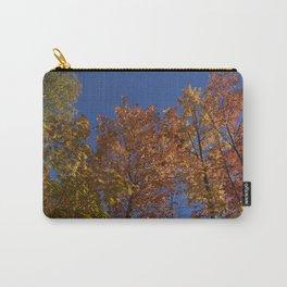 Les arbres dans le ciel Carry-All Pouch