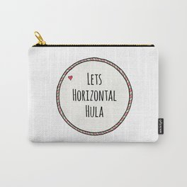 Lets Horizontal Hula Carry-All Pouch