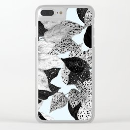 decor Clear iPhone Case