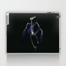 Crow Skeleton Laptop & iPad Skin