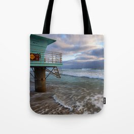 Cardiff Reef Tower Tote Bag