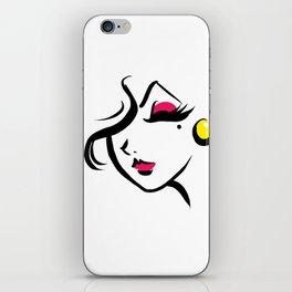 80's Marilyn iPhone Skin