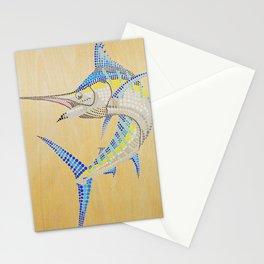 Bright Marlin Stationery Cards