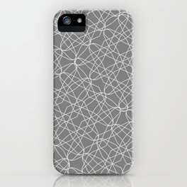 Perifera .gravel iPhone Case