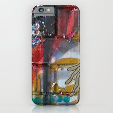 bricks & sparkles iPhone 6s Slim Case
