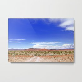 Wideness of Namibia II Metal Print