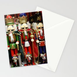 Nutcracker Soldiers Stationery Cards