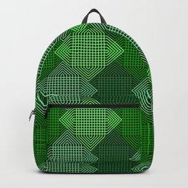 Op Art 102 Backpack