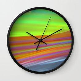 lightscape Wall Clock