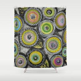 Flowers #7 Shower Curtain