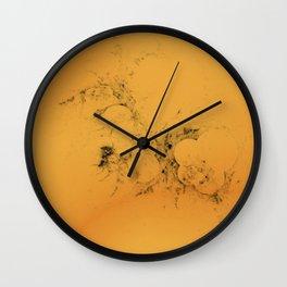 Labor omnia vincit Wall Clock
