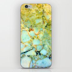 harry le roy (heart of gold) iPhone Skin