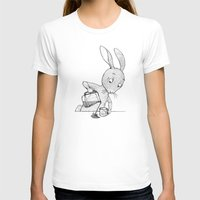 inception T-shirts featuring A Little Crooked by Laurie A. Conley