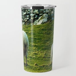 What's Over Here Travel Mug