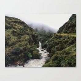 Puracé Canvas Print