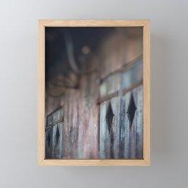 New Orleans Telling Stories Framed Mini Art Print