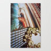 broadway Canvas Prints featuring New Broadway by John Turck