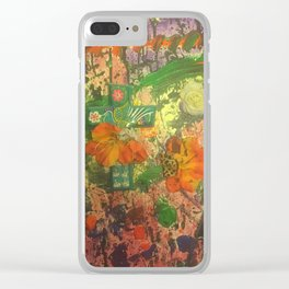 Coming of Age Clear iPhone Case
