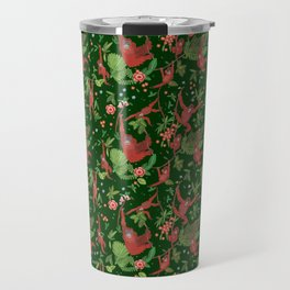 Orangutans in the Jungle Travel Mug