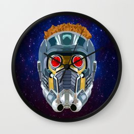 Space Mask Prototype iPhone 4 4s 5 5c 6, pillow case, mugs and tshirt Wall Clock
