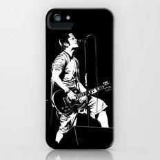 T. S. B/W Slim Case iPhone (5, 5s)