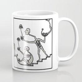 Come Downstairs and Say Hello Coffee Mug
