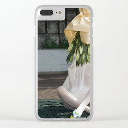 Pick Nick Clear iPhone Case