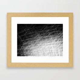 Stacked Boxes2 Framed Art Print