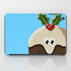 Christmas pudding iPad Case