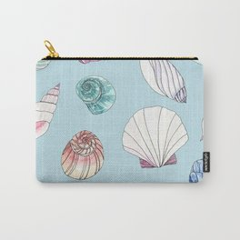 Sea Things Carry-All Pouch
