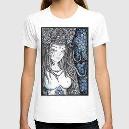 Blau Lha T-shirt